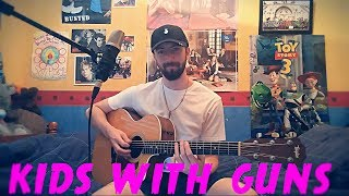 Gorillaz - Kids With Guns - Cover