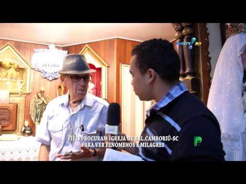 Matéria do Tv Show com Profeta Pedro II