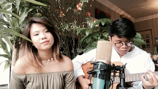 Light Breaks In - Charlie Lim (Cover) • Umar Sirhan & Joie Tan
