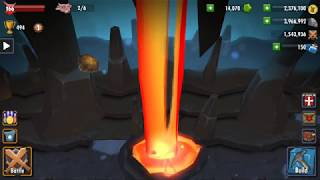 2018-09-22 Dungeon Keeper Mobile Zero Trophy Bug mystery solved 1080p HD
