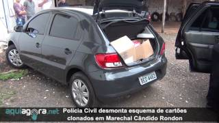 Rondonense preso pela policia civil