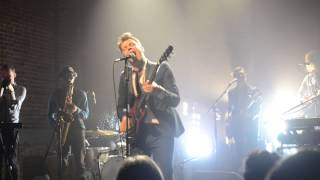 Eli Paperboy Reed - Nights Like This - Live at Village Underground, London - April 28th 2014