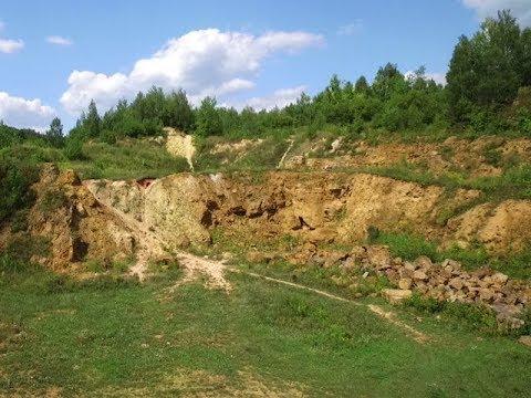Z drOna - Kamieniołom Blachówka: Górny Śląsk