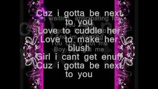 Next To You w/ lyrics Mike Jones
