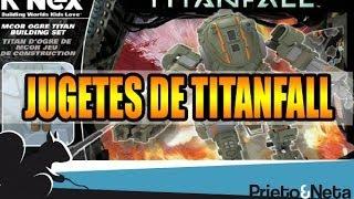 TITANFALL: El juego convertido en juguete!!