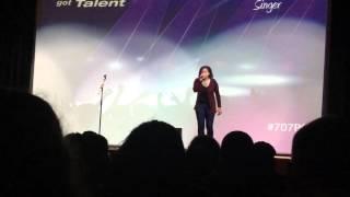 Thinking Out Loud (Cover by Aliya Tisdom) Originally by Ed Sheeran