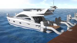 Dockstar Automooring System for Yachts