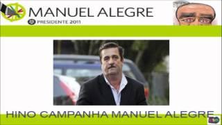 Hino campanha de Manuel Alegre - censurado