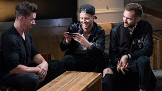 "OneRepublic Snap Moments: ""Counting Stars"" is a hit"