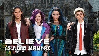 Shawn Mendes - Believe (Tradução) Trilha Sonora do filme Descendentes (Descendants)