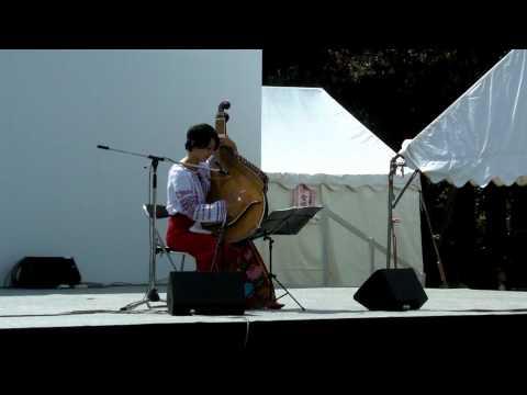 2011三鷹国際交流フェスティバル バンドゥーラの演奏 2/4
