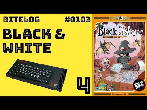 BITeLog 0103.4: Black & White (ZX SPECTRUM)