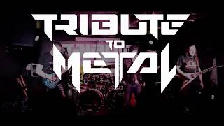 Judas Priest Turbo Lover - TRIBUTE TO METAL Live Cover - Sample