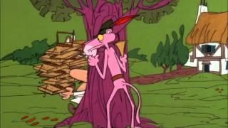 Ροζ Πάνθηρας 85.  Απίστευτα αστεία σε κινούμενα σχέδια.