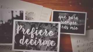 Estefania Almeida   Lo Que Me Digo (Lyric Video)