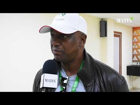 Video : MN Lopes, Pdt de la Fédération Guinée-Bissau :