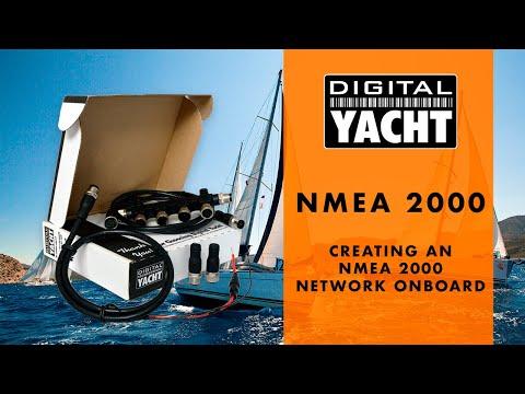 How to create an NMEA 2000 network onboard - Digital Yacht