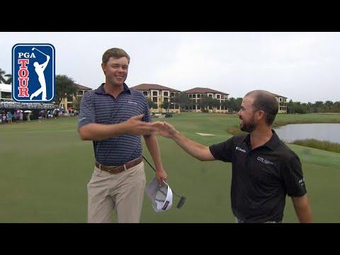 Patton Kizzire/Brian Harman highlights | Round 3 | QBE Shootout 2018
