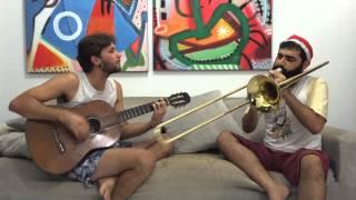 Rap Tecno Cover - Violão e Trombone - (Banda Vicio Louco)