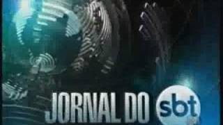 Vinheta de Abertura   Jornal do SBT Noite   2009-2010