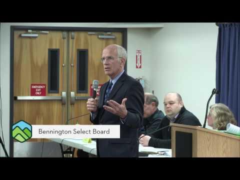 Benn. Town Meeting Day: Benn. Select Board - 3/6/17