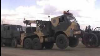 AEC Militant wheelying