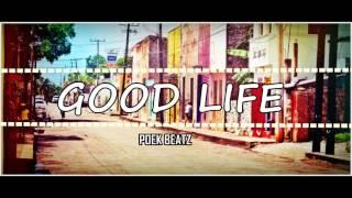 GOOD LIFE-INSTRUMENTAL RAP OLDSCHOOL UNDERGROUND BOOM BAP/USO LIBRE FREE BEAT (POEKBEATZ)