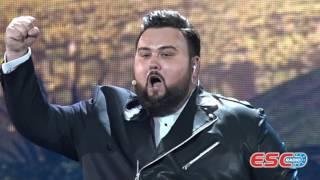 Croatia: Jacques Houdek (dress rehearsal) @ Eurovision 2017 Kyiv.