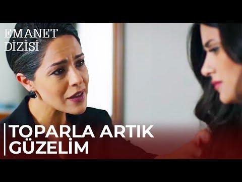 İkbal, Zuhal'in Hayatından Endişe Duyuyor | Emanet 17. Bölüm
