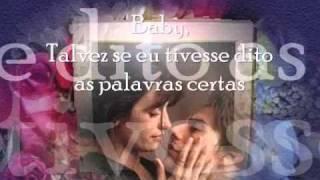 Baby Can I Hold You (tradução)