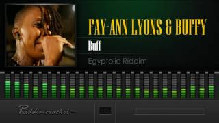 Fay-Ann Lyons & Buffy - Buff (Egyptolic Riddim) [Soca 2017] [HD]