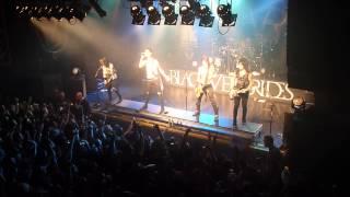 Black Veil Brides - Rebel Love Song [HD] live Vienna