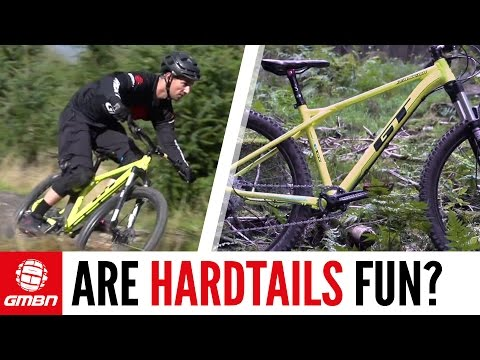 """Are Hardtails Fun"""" 