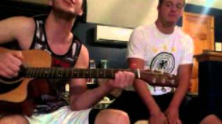 MGK Mind of a Stoner Cover - Evan and Gage