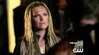The 100 Clarke Changes Her mind 3x06