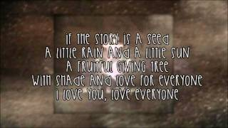 Seabird- I love you, love everyone (Lyrics)