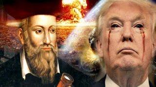 Nostradamus predijo que Donald Trump iniciaría el fin del mundo y sería el tercer Anticristo