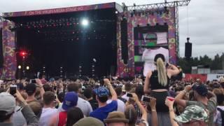 Stormzy - Shut Up - Live @ V Fest 2016