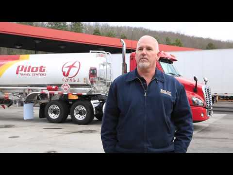 Why Drivers Love Working for Pilot Flying J