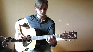 Yamaha F310 Acoustic Guitar Demo