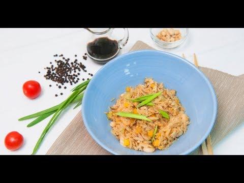Рис с креветками | Кто готовит — тот не моет