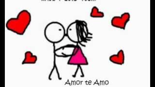 AMOR I LOVE YOU  ♥ by Maria Bozzini