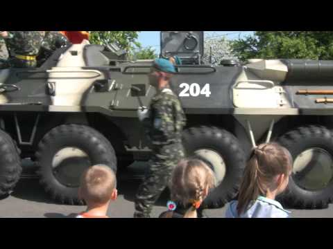Victory Day  – 9 May 2009 Zhytomyr, Ukraine