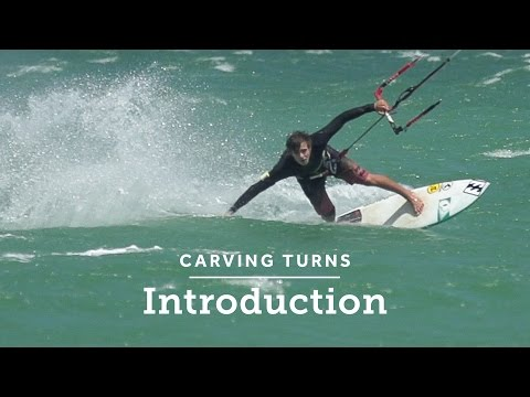 Kitesurfing How-to: Carving Turns Introduction