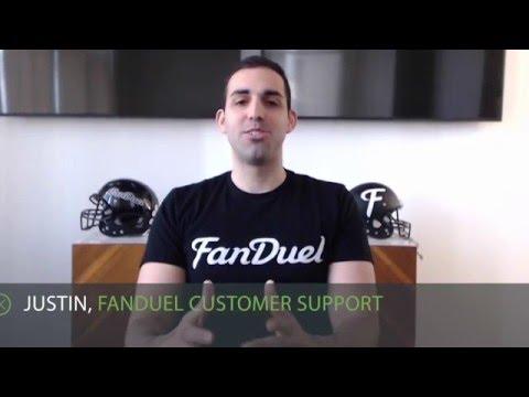 FanDuel Customer Support: Lineup Lock Rule Explained