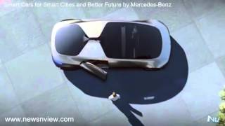 Smart Cars for Smart Cities by Mercedes Benz Future of Automobile Industry