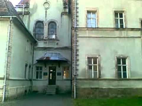 Discovering Ukraine. Schönborn's Castle (Hunting Palace) in Transcarpathia.