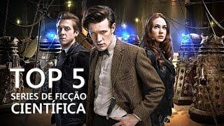 TOP 5 Melhores Séries de Ficção Científica