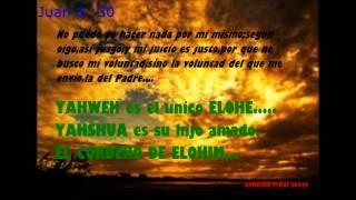 SOLO TU YHWH ERES GRANDE