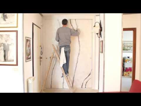 Come rimodernare un armadio a muro | Fai da Te Mania